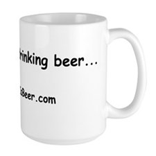 I'd rather be drinking beer Ceramic Mugs