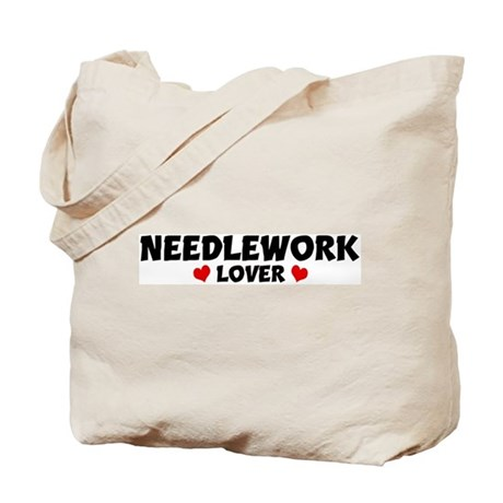 NEEDLEWORK Lover Tote Bag