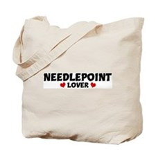 NEEDLEPOINT Lover Tote Bag