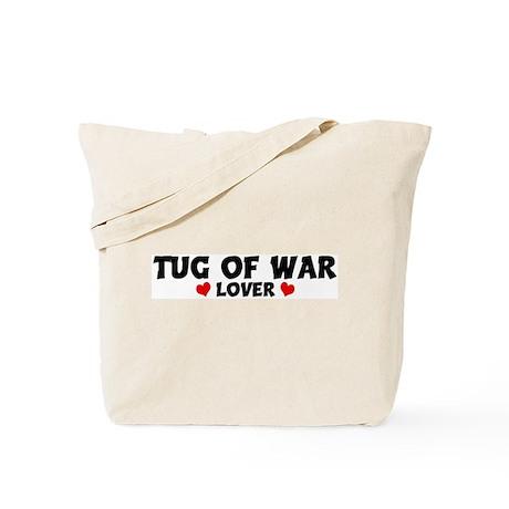 TUG OF WAR Lover Tote Bag