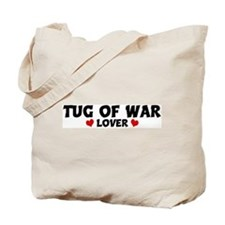TUG OF WAR Lover Tote Bag