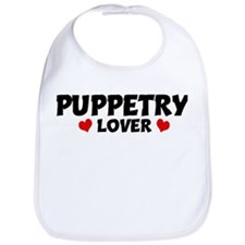 PUPPETRY Lover Bib