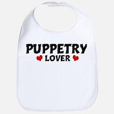PUPPETRY Lover Bib