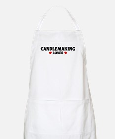 CANDLEMAKING Lover BBQ Apron