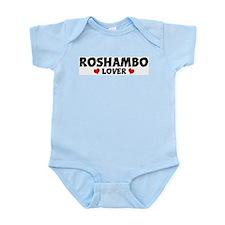ROSHAMBO Lover Infant Creeper