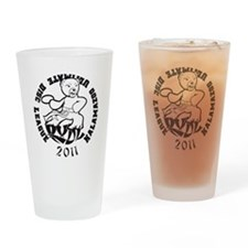 Funny Kalamazoo ultimate Drinking Glass