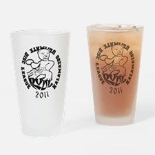 Cool Ultimate disc Drinking Glass