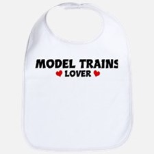 MODEL TRAINS Lover Bib