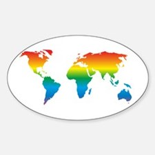 world rainbow 2: Decal