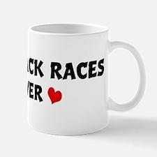 POTATO SACK RACES Lover Mug