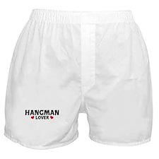 HANGMAN Lover Boxer Shorts