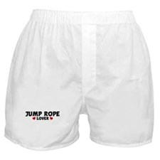 JUMP ROPE Lover Boxer Shorts