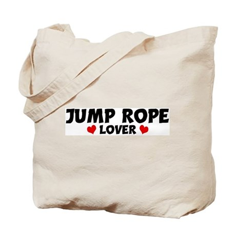 JUMP ROPE Lover Tote Bag