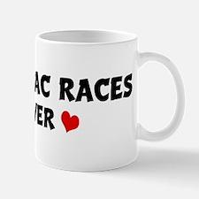POTATO SAC RACES Lover Mug