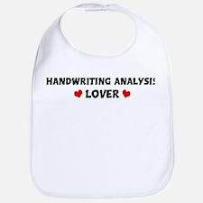 HANDWRITING ANALYSIS Lover Bib
