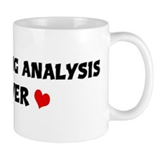 HANDWRITING ANALYSIS Lover Mug