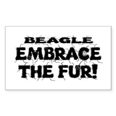 Beagle Decal