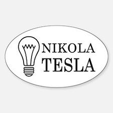 Nikola Tesla Decal