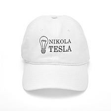Nikola Tesla Baseball Cap