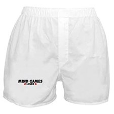 MIND GAMES Lover Boxer Shorts