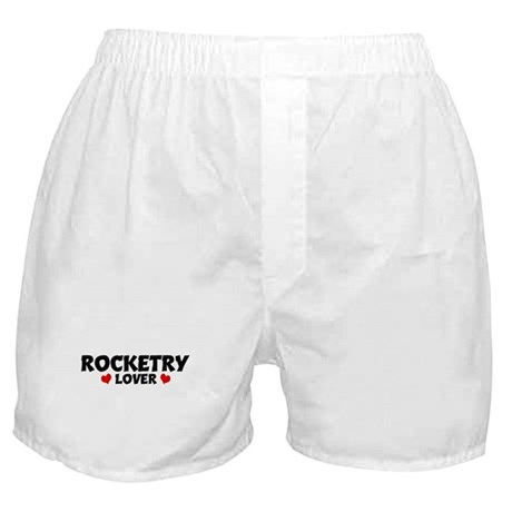 ROCKETRY Lover Boxer Shorts