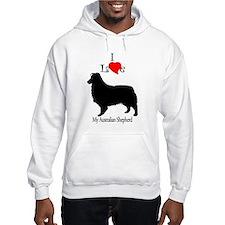 Australian Shepherd Dog Hoodie