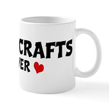 METAL CRAFTS Lover Mug