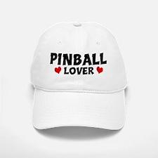PINBALL Lover Baseball Baseball Cap