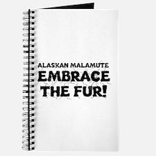 Alaskan Malamute Journal