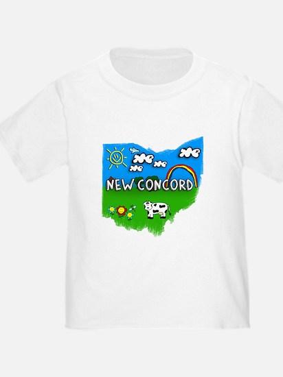 New Concord, Ohio. Kid Themed T