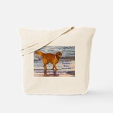 Golden Retriever 10 Tote Bag