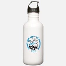 Funny Ultimate disc Water Bottle