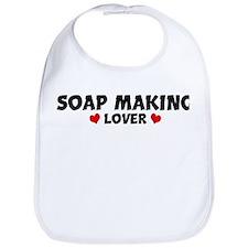 SOAP MAKING Lover Bib