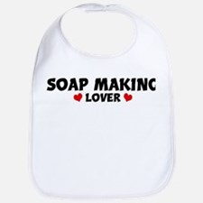 SOAP MAKING Lover Bib