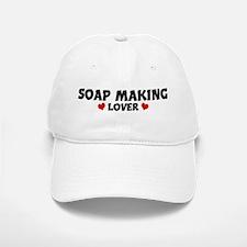 SOAP MAKING Lover Baseball Baseball Cap