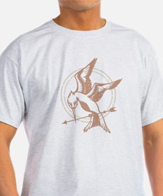 Mockingjay Art T-Shirt