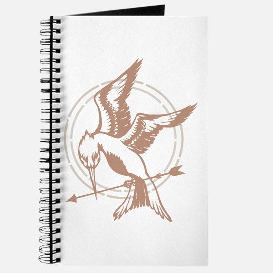 Mockingjay Art Journal