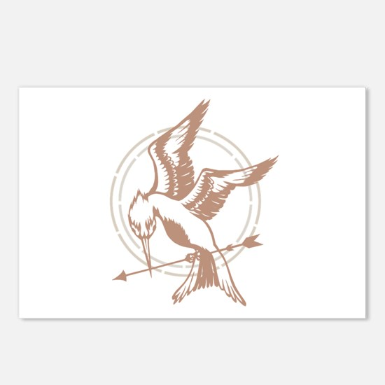 Mockingjay Art Postcards (Package of 8)