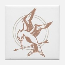 Mockingjay Art Tile Coaster