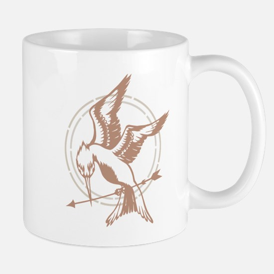 Mockingjay Art Mug