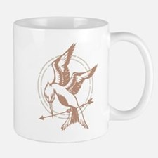Mockingjay Art Small Small Mug