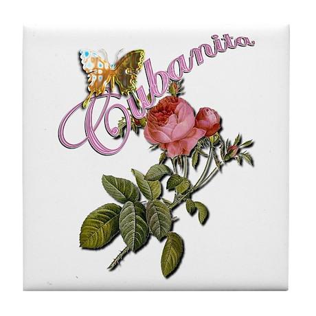 Cubanita Tile Coaster
