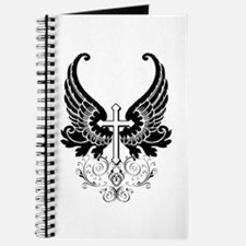CROSS WITH WINGS Journal