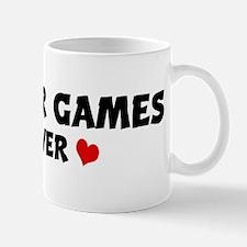 PARLOUR GAMES Lover Mug