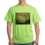 The Hunt Begins Green T-Shirt