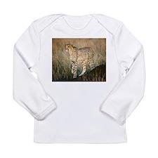 The Hunt Begins Long Sleeve Infant T-Shirt
