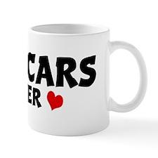 SLOT CARS Lover Mug