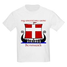 ShipDenmarkFlag T-Shirt