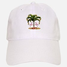 Tropical Holiday Baseball Baseball Cap