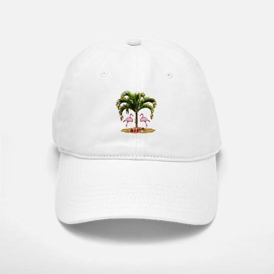 Tropical Holiday Baseball Baseball Cap